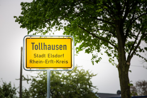 Ortseingang Tollhausen